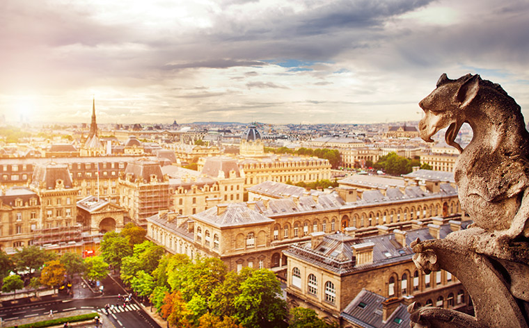 How to get from Paris airports to the city centre