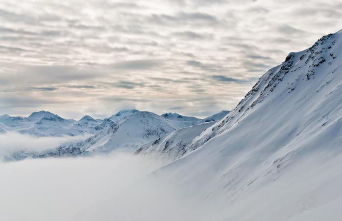 Bulgaria's Pirin mountains.