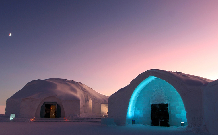 Cool lodgings: the top 5 ice hotels in the world