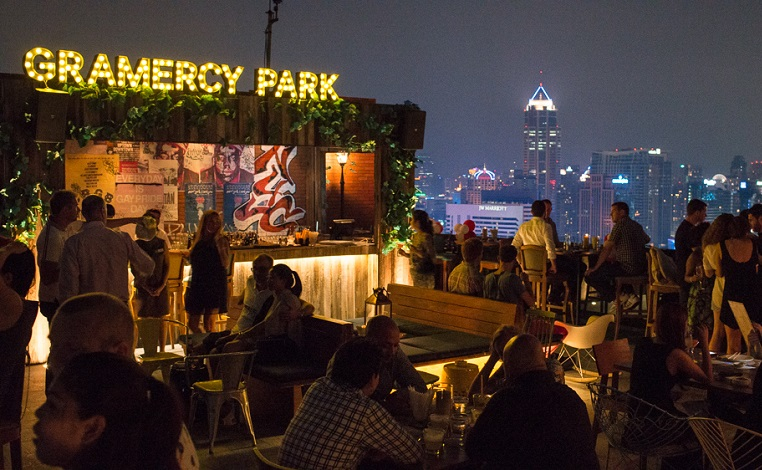 10 best bars: One fabulous night in Bangkok