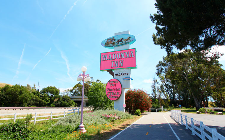 Iconic American lodging: cool and offbeat motels in USA