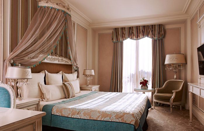 Experience 19th century French sophistication at Hotel Balzac
