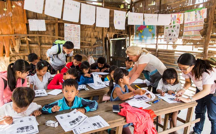 Voluntourism: make a difference on your travels