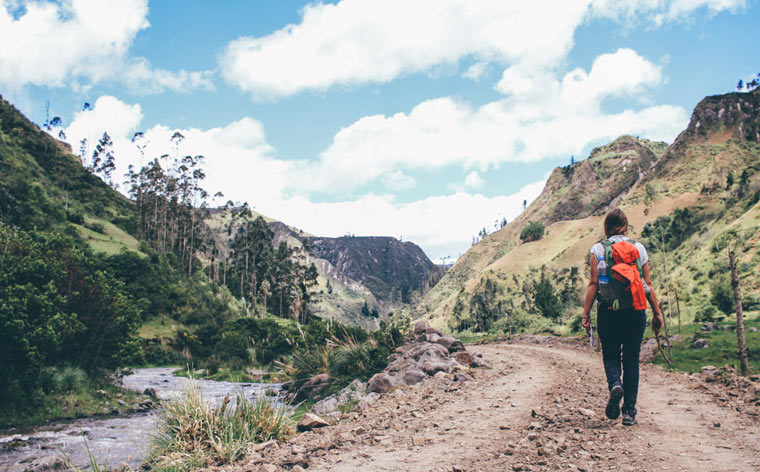 The expert travelers' guide for first-time hikers