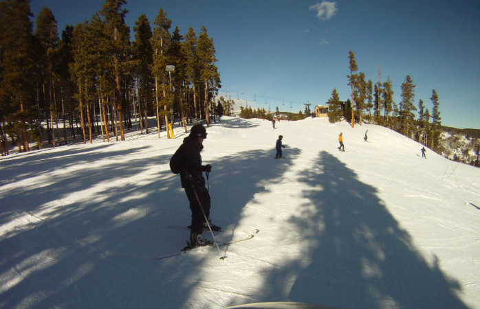 Eldora is a great place to learn to ski