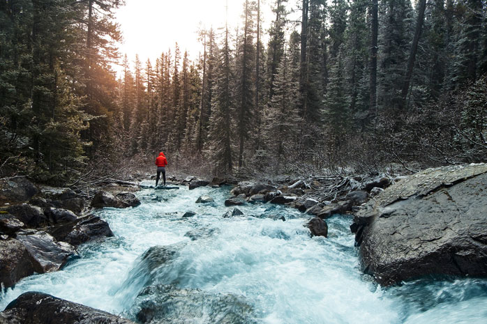 Waterfalls, canyons and valleys - make a list before you go, as Banff is packed with memorable experiences