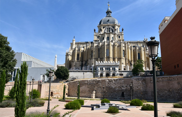 Touch upon the Madrid of almost a couple of millennia ago