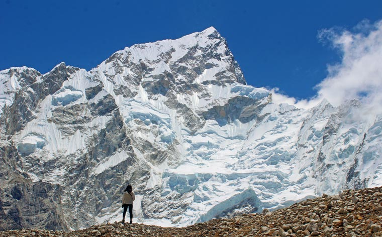 Everest Base Camp: a guide to trekking independently