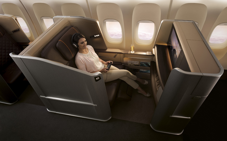 First class ins and outs: what you get for your money
