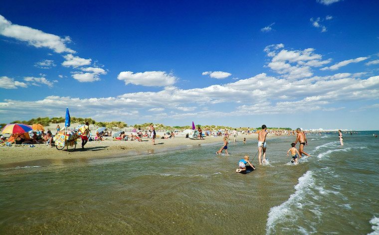 A day at the seaside: explore the beaches of Languedoc
