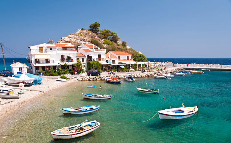 Greek isle getaways: 8 beautiful islands to explore