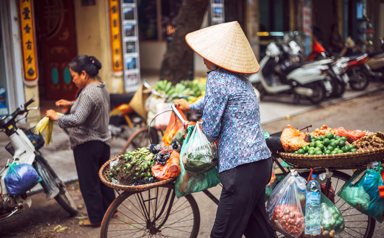 The best food cities for the hungry traveller