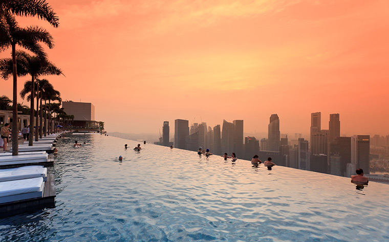 Dazzling dips: 12 hotels with unbelievable swimming pools