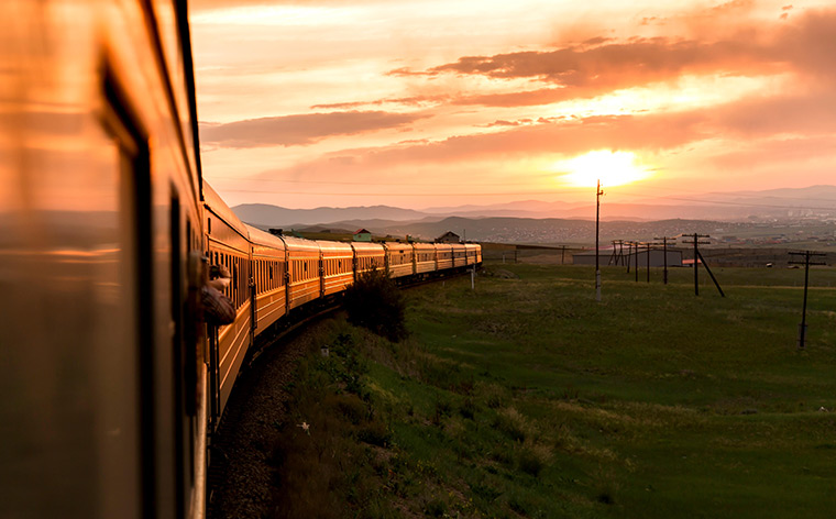 The Trans-Siberian Railway: the journey of a lifetime