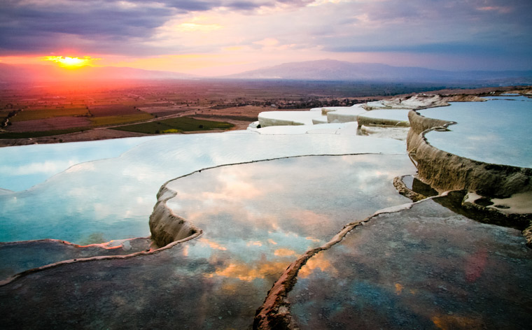 Out of this world:visit the most astonishing places on earth