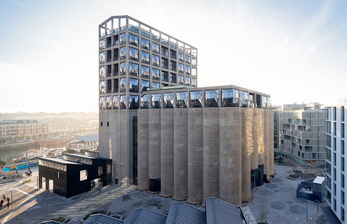 The Zeitz Museum of Contemporary Art Africa is the newest addition to the global art scene