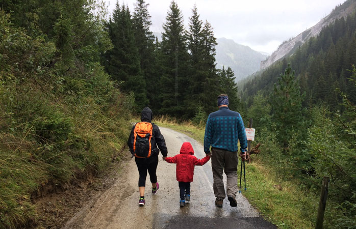 Families of all ages will be travelling together more and more in 2018