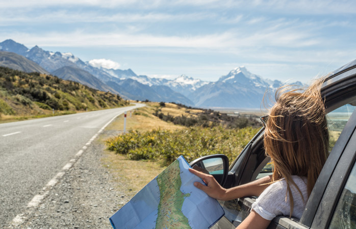 Make travelling a priority – set a clear direction, and plan to make it happen