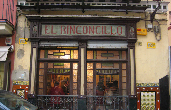 Seville's most ancient bar packs centuries of history and old-world atmosphere