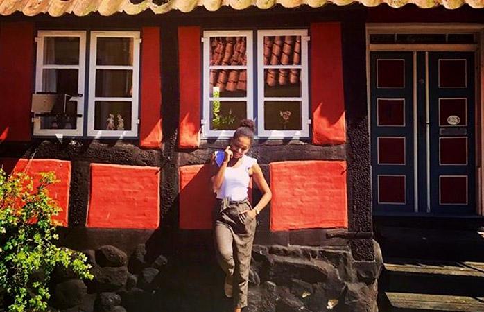 The colourful old houses of Ærøskøbing provide plenty of photo opportunities