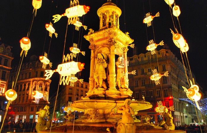 An enchanting experience ... Lyon's Festival of Lights