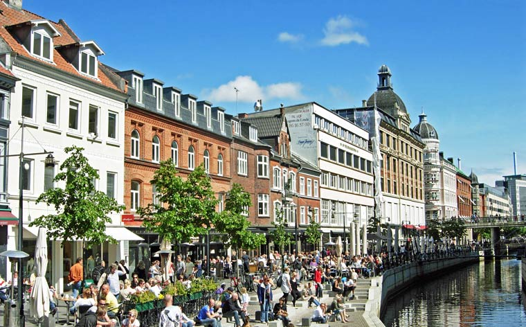 New kid on the block: 3 days in Denmark's second city Aarhus