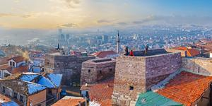 Car Rental in Ankara