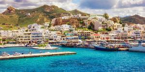 Car Rental in Naxos