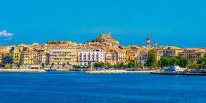 Car Rental in Corfu