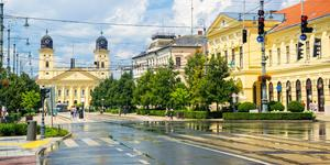 Car Rental in Debrecen