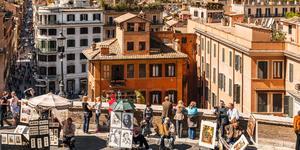 Car Rental in Rome
