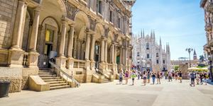 Car Rental in Milan