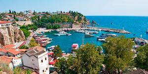Car Rental in Antalya