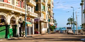 Car Rental in Alexandria
