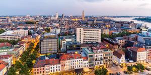 Car Rental in Antwerp