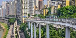 Car Rental in Chongqing