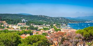 Car Rental in Saint-Tropez